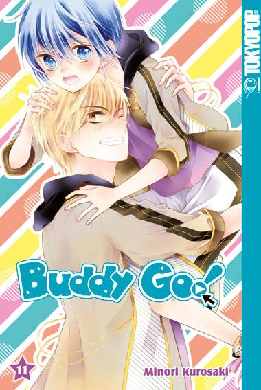Cover-Bild Buddy Go! 11