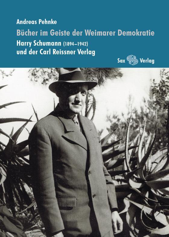 Cover-Bild Bücher im Geiste der Weimarer Demokratie