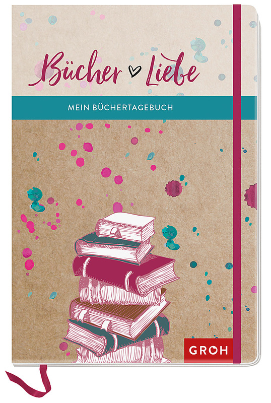 Cover-Bild Bücher Liebe: Mein Büchertagebuch
