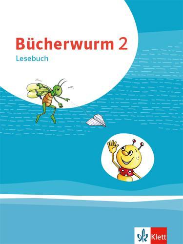 Cover-Bild Bücherwurm Lesebuch 2