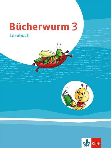 Cover-Bild Bücherwurm Lesebuch 3
