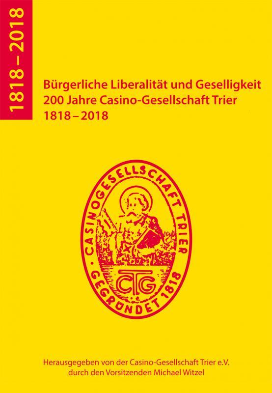 Cover-Bild Bürgerliche Liberalität und Geselligkeit.