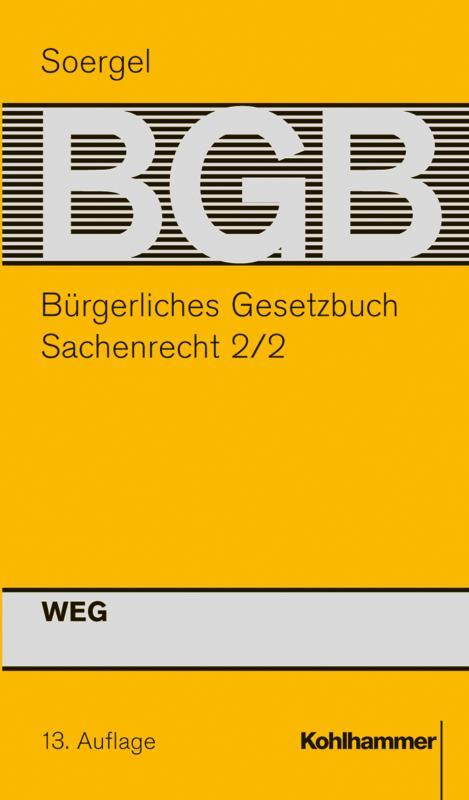 Cover-Bild Bürgerliches Gesetzbuch mit Einführungsgesetz und Nebengesetzen (BGB)