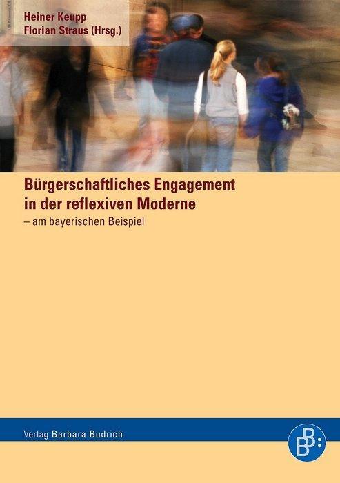Cover-Bild Bürgerschaftliches Engagement in der reflexiven Moderne