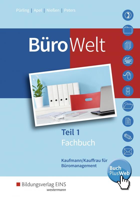 Cover-Bild BüroWelt