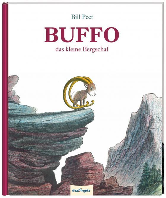 Cover-Bild Buffo, das kleine Bergschaf