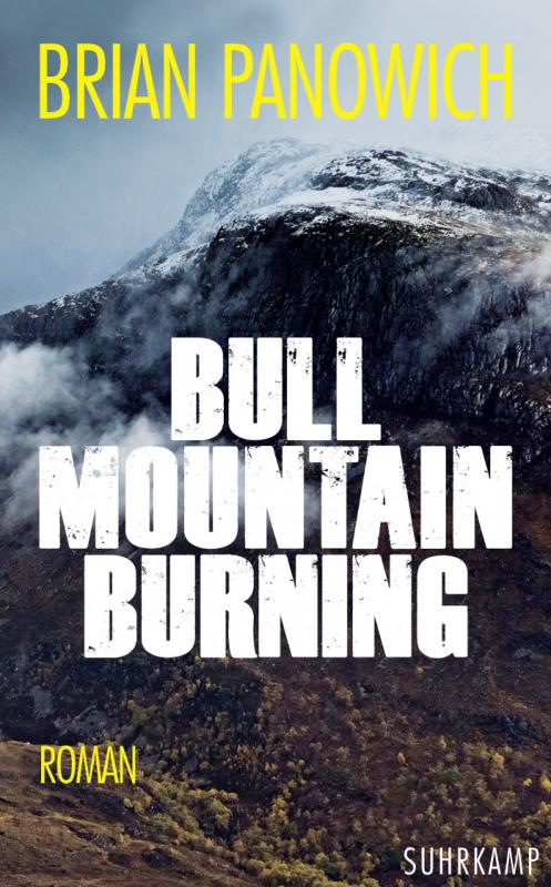 Cover-Bild Bull Mountain Burning