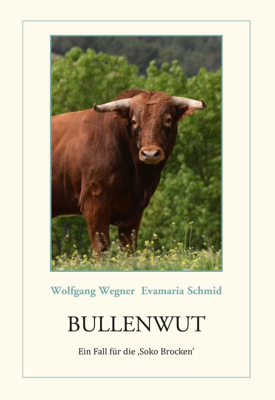 Cover-Bild Bullenwut