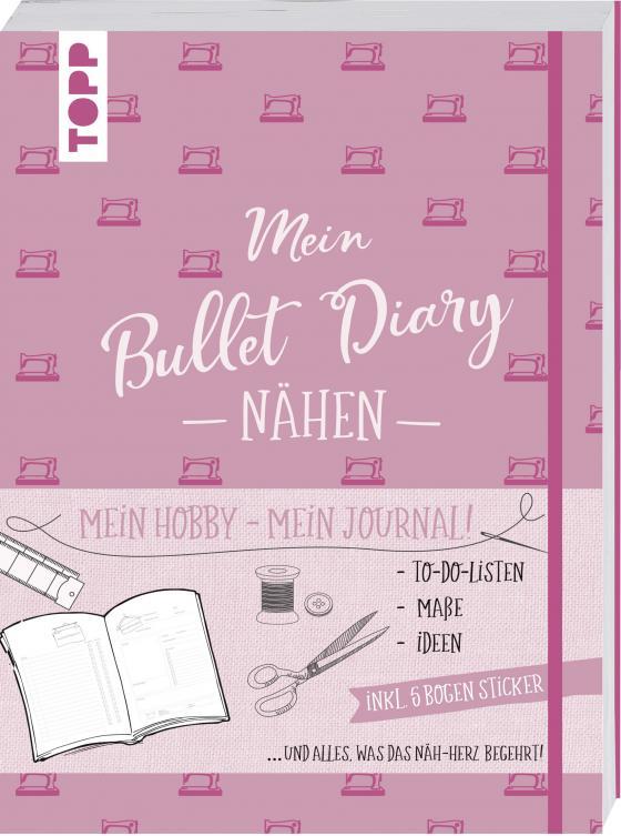 Cover-Bild Bullet Diary Nähen