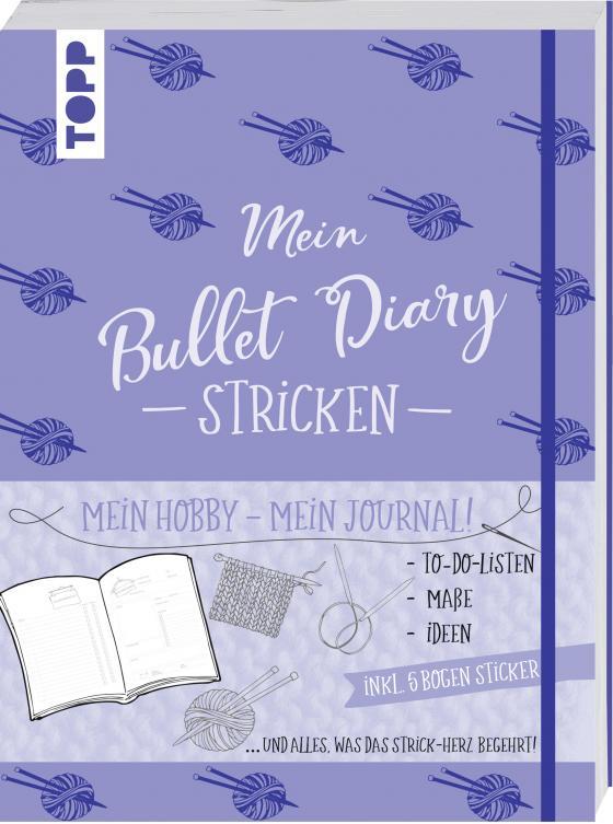 Cover-Bild Bullet Diary Stricken