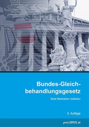 Cover-Bild Bundes-Gleichbehandlungsgesetz