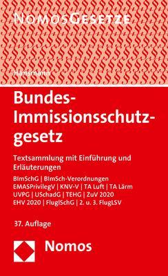 Cover-Bild Bundes-Immissionsschutzgesetz