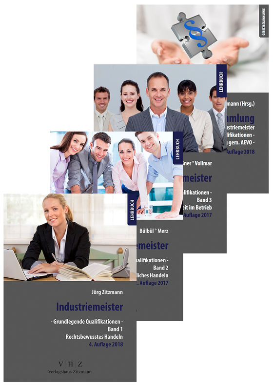 Cover-Bild Bundle Industriemeister