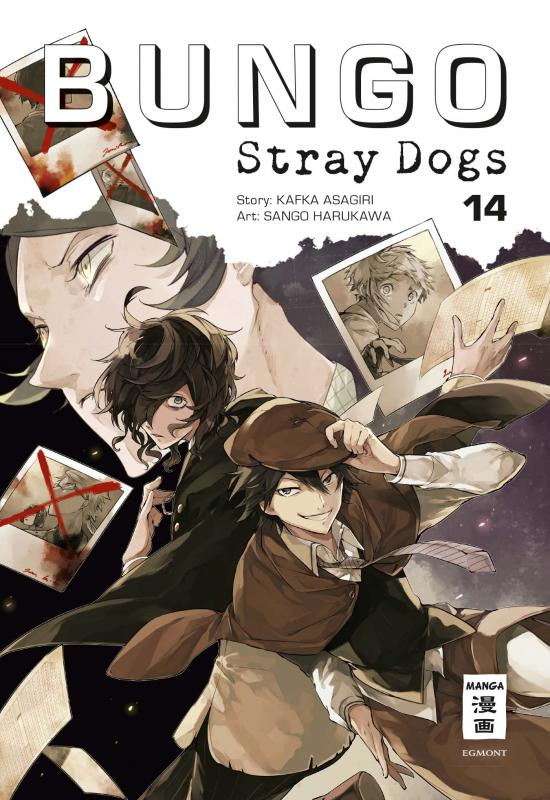 Cover-Bild Bungo Stray Dogs 14