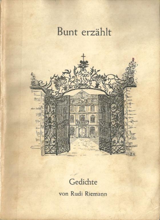 Cover-Bild Bunt erzählt