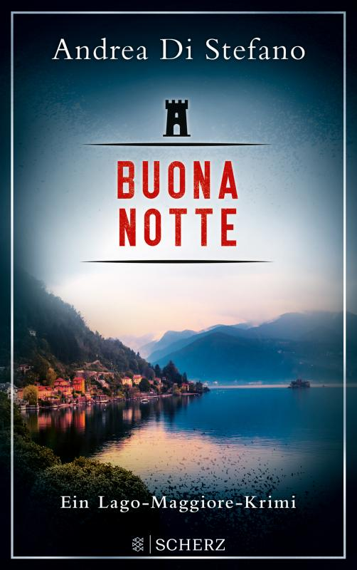 Cover-Bild Buona Notte - Ein Lago-Maggiore-Krimi