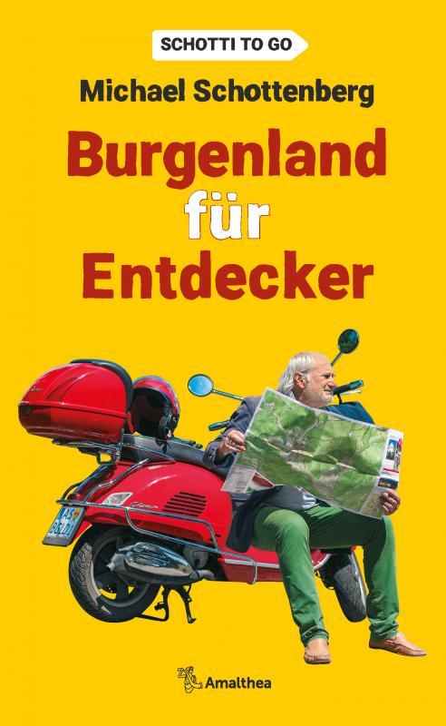 Cover-Bild Burgenland für Entdecker