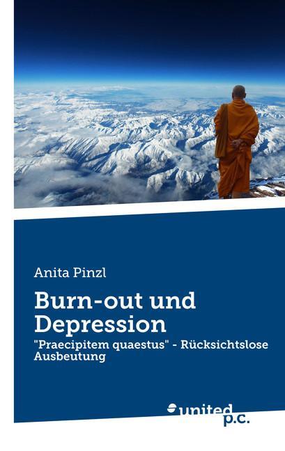 Cover-Bild Burn-out und Depression