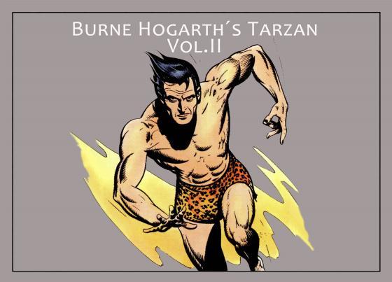 Cover-Bild BURNE HOGARTH´S TARZAN - Band 2