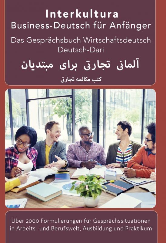 Cover-Bild Business-Deutsch für Anfänger Deutsch-Dari