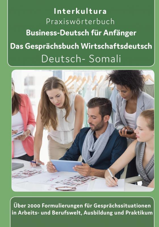 Cover-Bild Business-Deutsch für Anfänger Deutsch-Somali