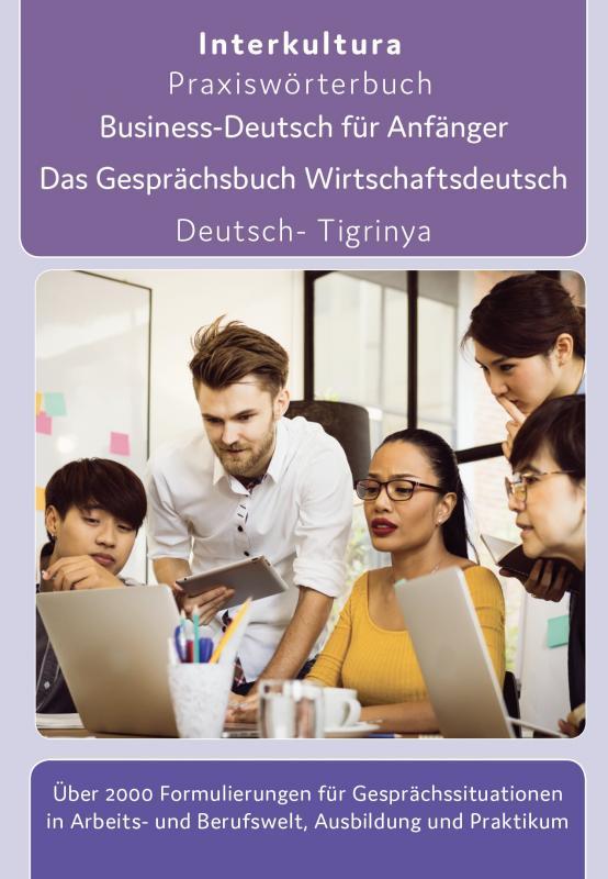Cover-Bild Business-Deutsch für Anfänger Deutsch-Tigrinya