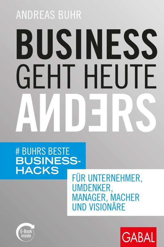 Cover-Bild Business geht heute anders