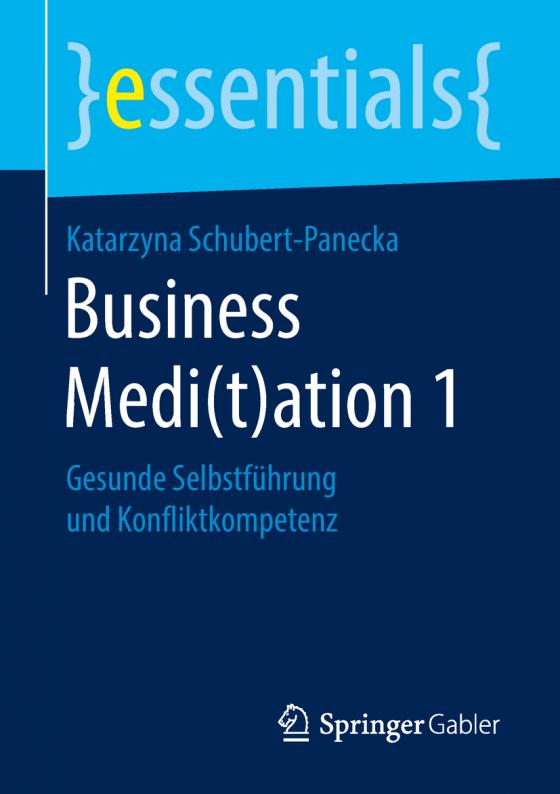 Cover-Bild Business Medi(t)ation 1