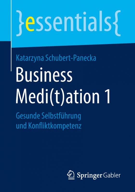 Cover-Bild Business Medi(t)ation 1