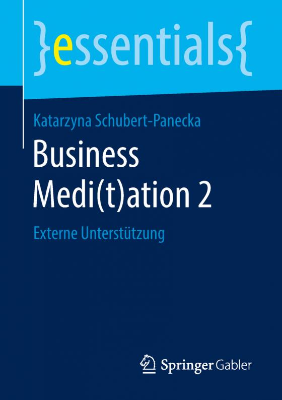 Cover-Bild Business Medi(t)ation 2