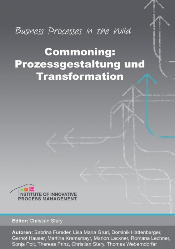 Cover-Bild Business Processes in the Wild / Commoning