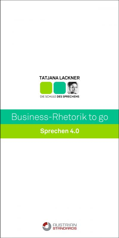 Cover-Bild Business-Rhetorik to go