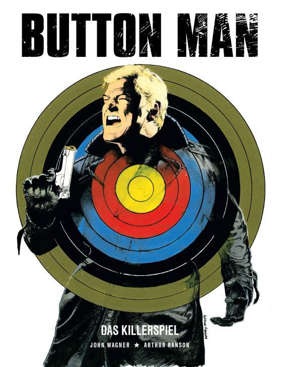 Cover-Bild Button Man