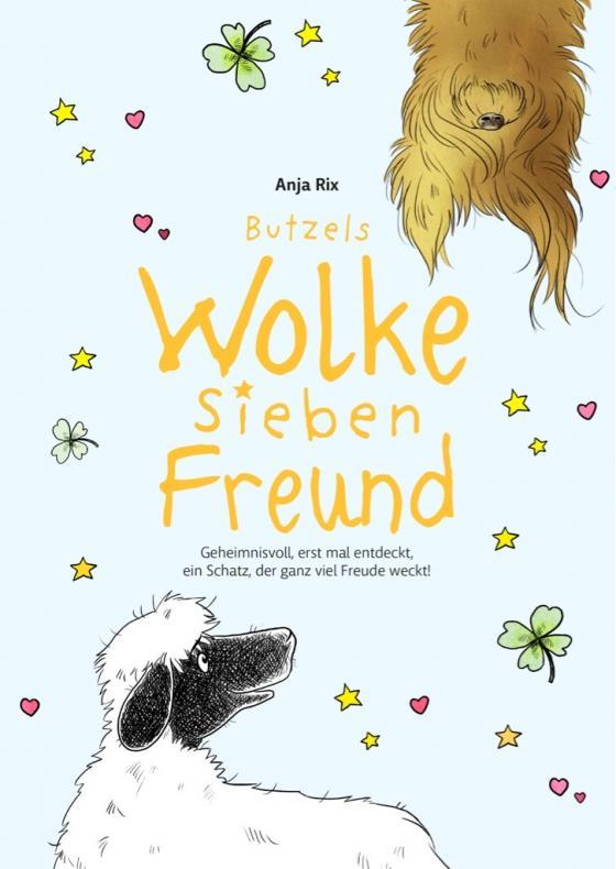 Cover-Bild Butzels WOLKESIEBENFREUND