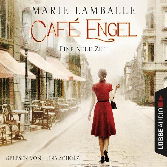 Cover-Bild Café Engel - Eine neue Zeit