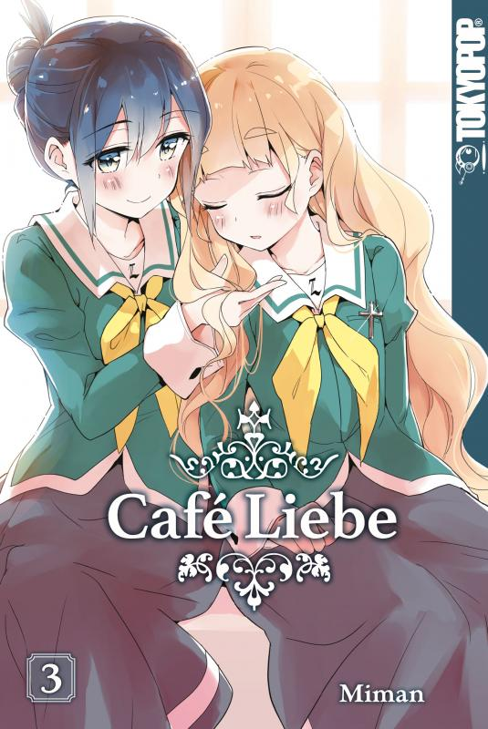 Cover-Bild Café Liebe 03