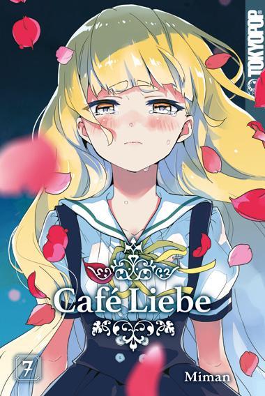 Cover-Bild Café Liebe 07
