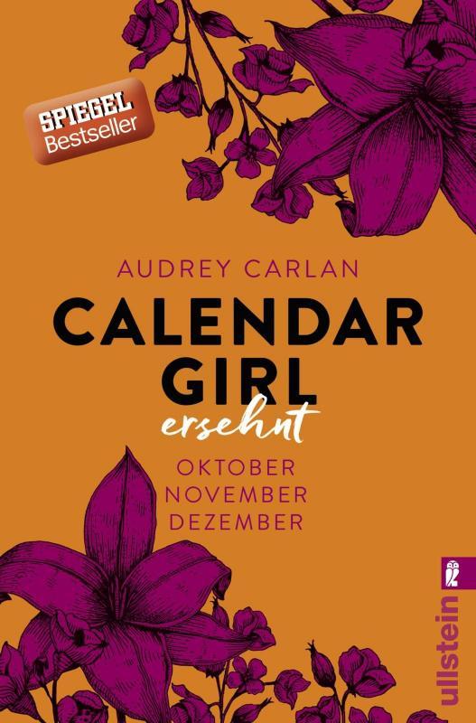 Cover-Bild Calendar Girl - Ersehnt