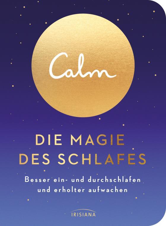 Cover-Bild Calm – Die Magie des Schlafes
