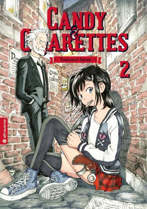 Cover-Bild Candy & Cigarettes 02