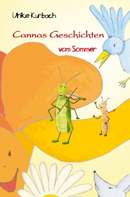 Cover-Bild Cannas Geschichten vom Sommer