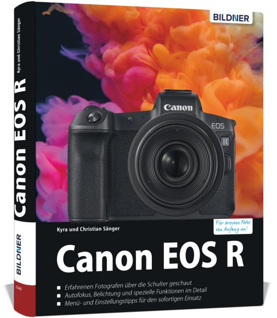 Cover-Bild Canon EOS R - Für bessere Fotos von Anfang an