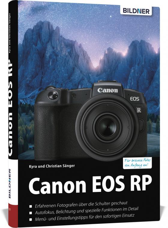 Cover-Bild Canon EOS RP