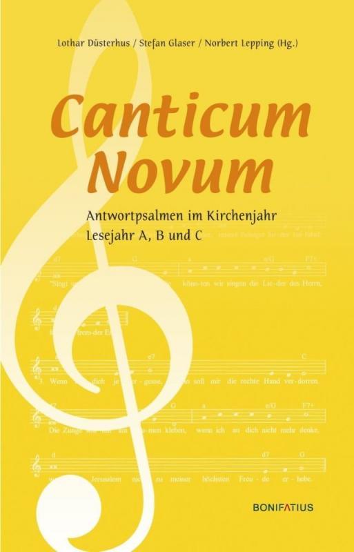 Cover-Bild Canticum Novum