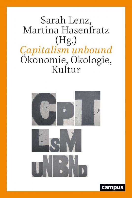 Cover-Bild Capitalism unbound