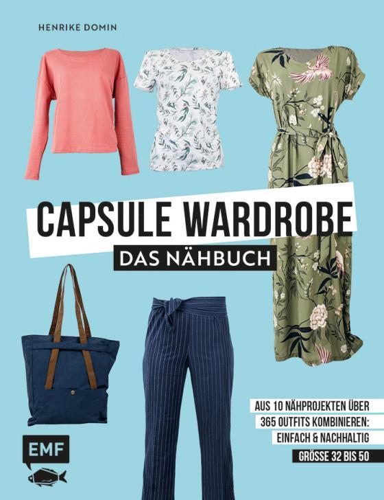 Cover-Bild Capsule Wardrobe – Das Nähbuch