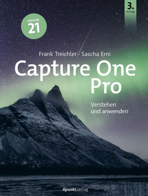 Cover-Bild Capture One Pro – Version 21