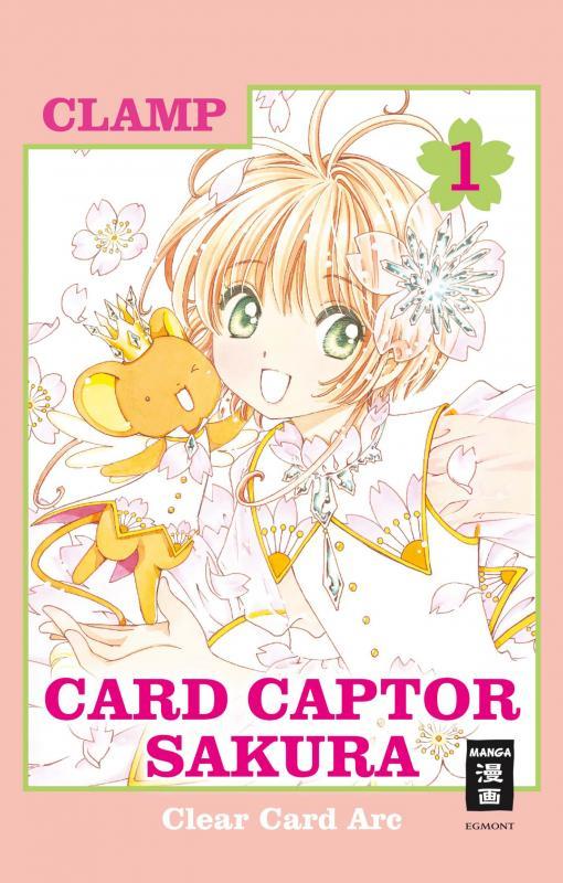 Cover-Bild Card Captor Sakura Clear Card Arc 01