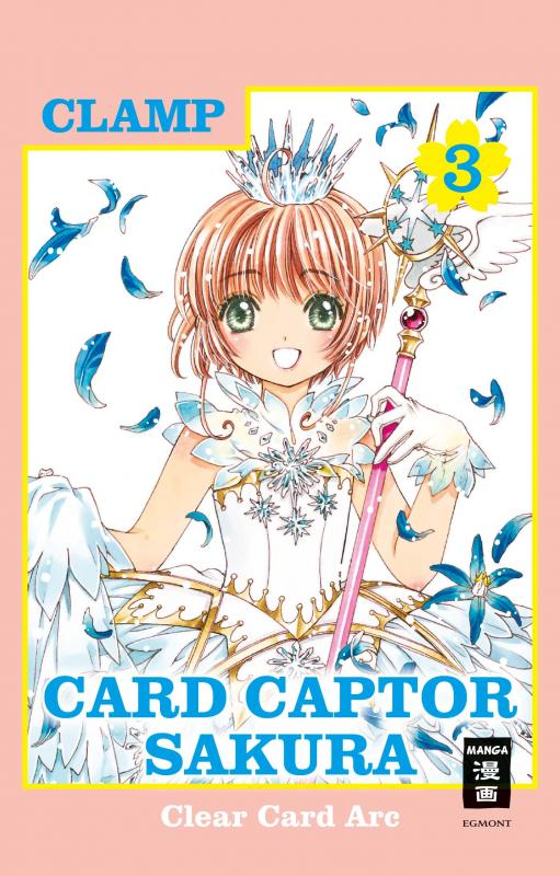 Cover-Bild Card Captor Sakura Clear Card Arc 03