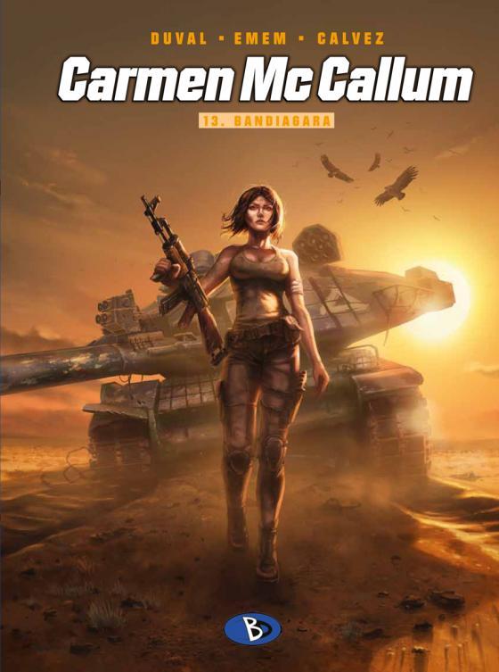 Cover-Bild Carmen Mc Callum #13